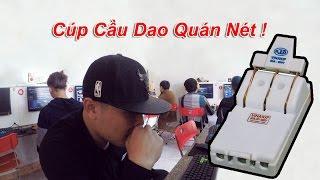 NTN - Trò Đùa Hacker Cúp Cầu Dao Quán Nét ( Prank Hacker Turn Off Power )