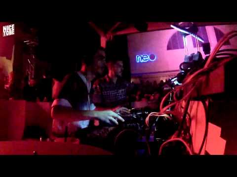 ANGELO PERNA b2b AGOSTINO CASILLO @ NEO VOGA - by NICE TO BE