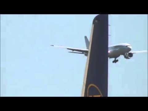 اول رحلة لطائرة الخطوط الجوية العراقية الى مطار فرانكفورت