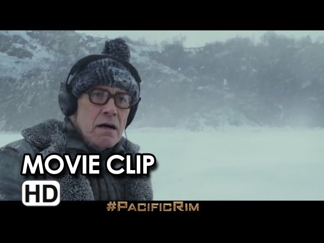 Pacific Rim Movie CLIP - Anchorage (2013) - Guillermo del Toro Movie HD