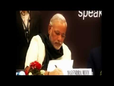 Narendra Modi Inspirational speech SRCC,Delhi