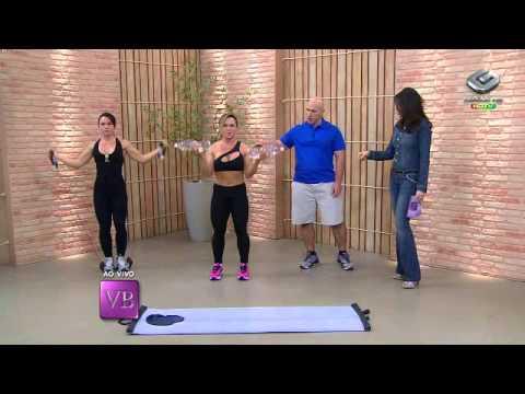 Descubra o exercício que deixa a barriga sequinha