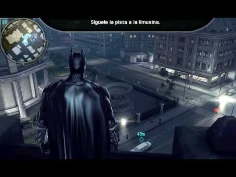 The Dark Knight Rises - Guia instalacion - apk ful