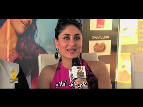 Heroine Promo No.2 on Zee Aflam  (Feat. Kareena Kapoor)