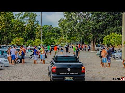 Encontro de Carros Rebaixados na UFAM