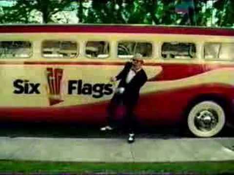 Six Flags Commercial Parodies