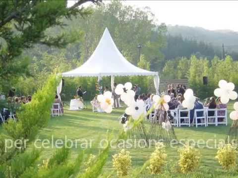 El Jardí de Calders. Casaments a mida