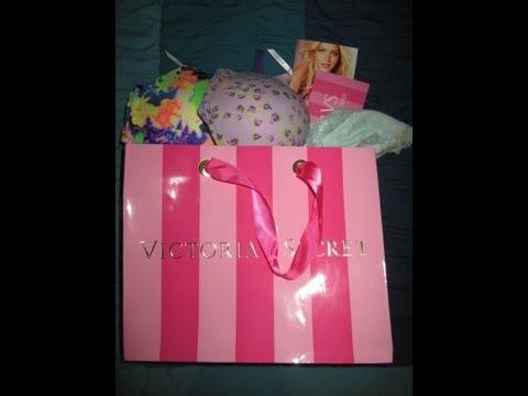Victoria Secret Pink bras & panties Haul/ Dazzling Deals