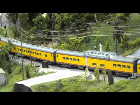 SVR 2016: Day 48: NMRA National Convention, Indianapolis, Part 1