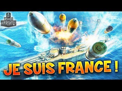 JE SUIS FRANCE ! - WORLD OF WARSHIPS Gameplay Fr avec Fanta