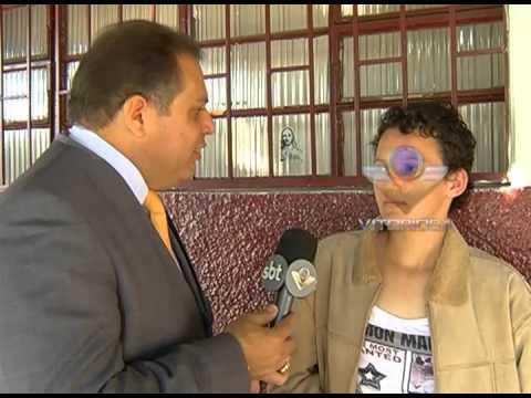 Usuária que fugiu de clínica diz que quer voltar a ser internada