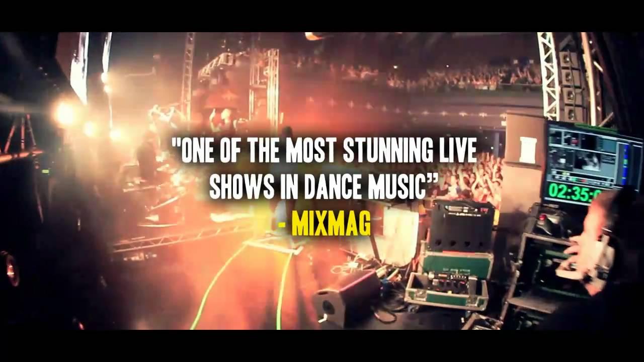 Chase & Status 'No More Idols' European Live Tour 2011