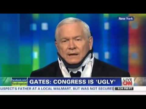 Robert Gates to Piers Morgan: Joe Biden was Mistaken Voting Against All Assistance to South Vietnam