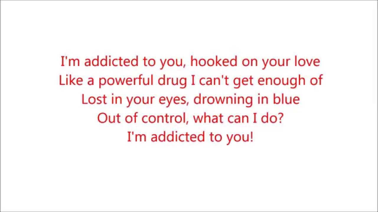Avicii -Addicted To You ((Lyrics)) - YouTube