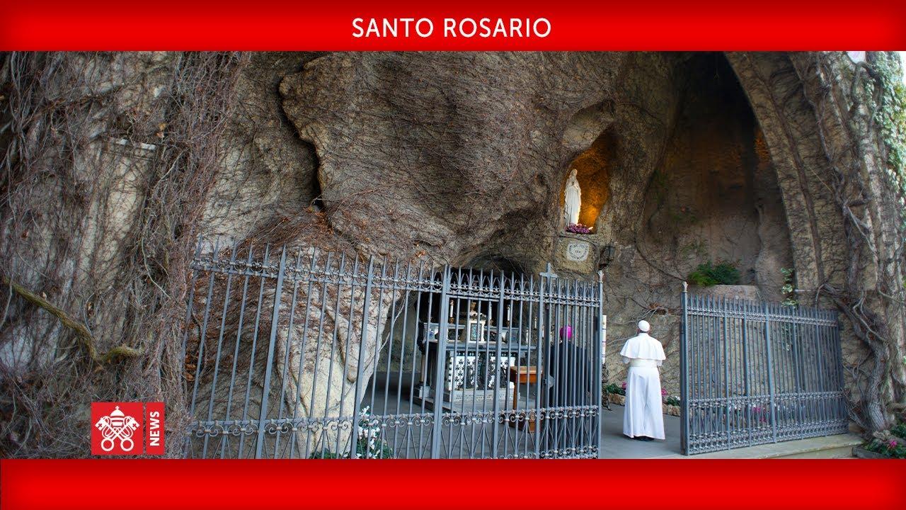 Santa Rosario - 30 maggio - Papa Francesco