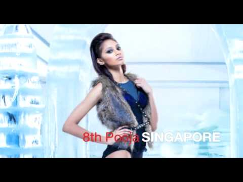 Asia's Next Top Model Season 2 Episode 3 Photos/Call-out Order