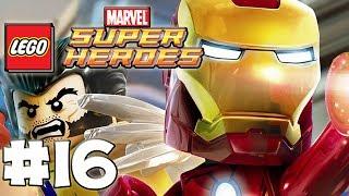 LEGO Marvel Superheroes Part 16 INVISIBLY FANTASTIC