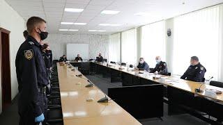 В університеті відбувся розподіл курсантів випускних курсів факультетів №№ 1, 2, 4
