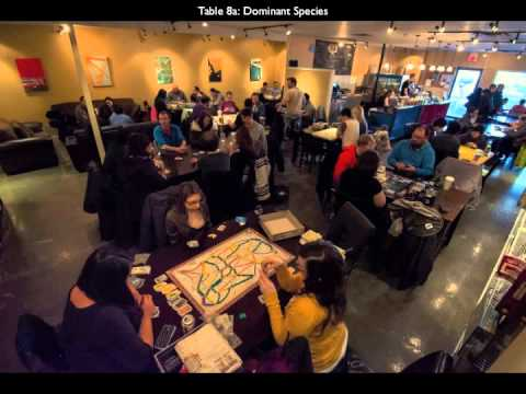 Table Top Cafe Edmonton - Saturday Time Lapse