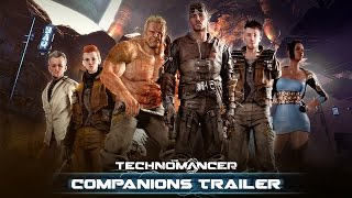 The Technomancer - Társak Trailer