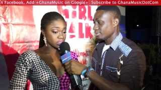 Becca - Girl Talk Concert 2013 Press Launch | GhanaMusic.com Video