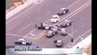 Pengejaran polisi ini seperti game GTA