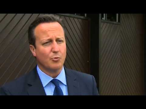 Cameron: EU Ready to Impose Tougher Russian Sanctions