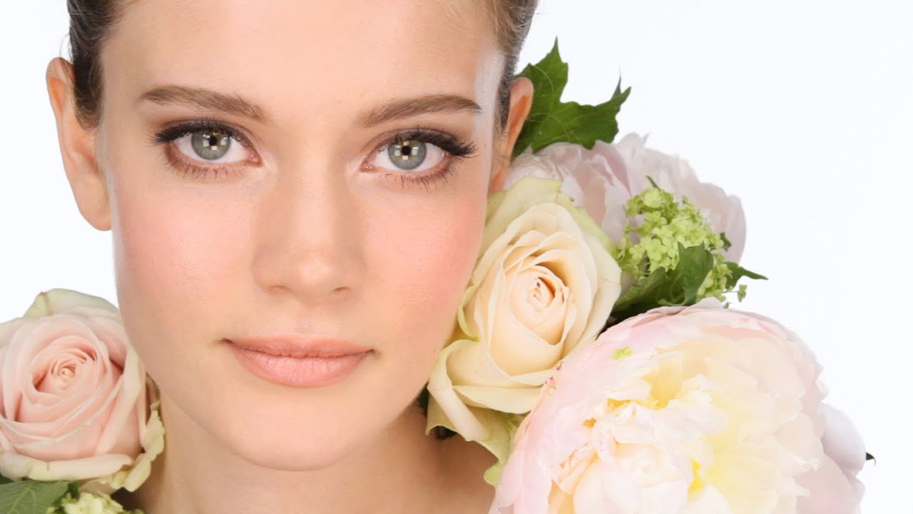 beautiful wedding prom occasion makeup tutorial