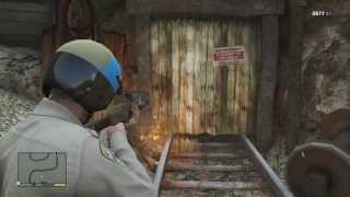 Mysterious Caves GTA 5 Jetpack / Easter Egg Hunt