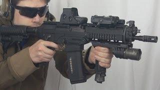 (Airsoft) Sig 556 Shorty King Arms