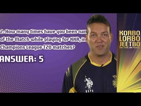 STUMPED: Jacques Kallis