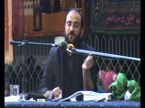 Part 1 of 5 - Muharram 6th 2013 - KARAMAT IMRANI - Thalla Bura Shah DIKHAN