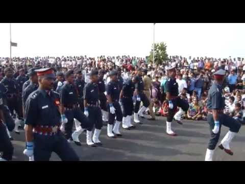 Republic day grand parade at Marine Drive - 26th Jan 2014 - Part 6