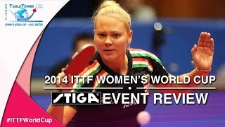 ITTF Women's World Cup Event Review presented by STIGA
