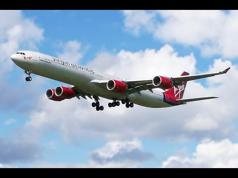 Virgin Atlantic A340-600 - The Fleet - at London Heathrow Airport