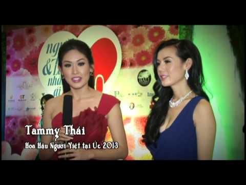 Người Đẹp và Lòng Nhân Ái 2013 - Fundraising Charity Event in Viet Nam.