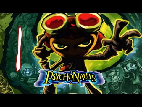 Guude Games - Psychonauts - E01