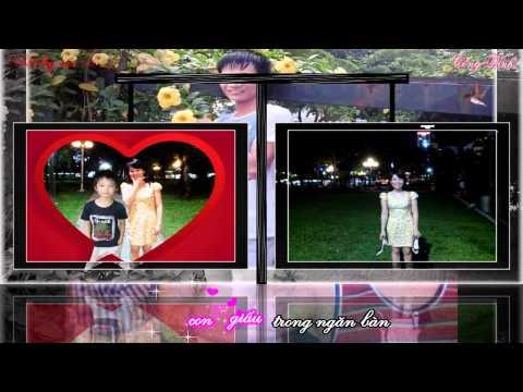 [ Karaoke HD 720p ]  Nhật ký của mẹ - Hiền Thục YouTuBe.mp4