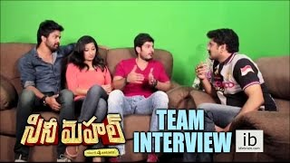 Cine Mahal Team Interview