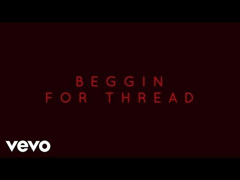 BANKS - Beggin For Thread (Lyric Video)