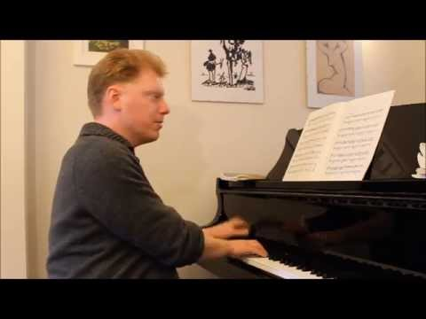 Tim Horton introduces Prokofiev's Piano Sonata No.7