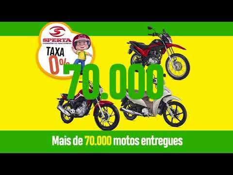 Sperta - Taxa Zero | Copa