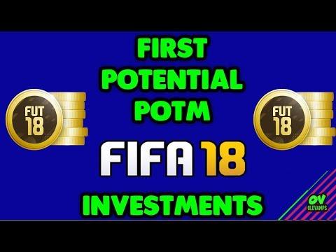 FIFA 18 INVESTING POTM - FIFA 18 TRADING TIPS