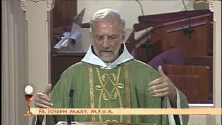 EWTN Espanol - Homilía 25 de Junio 2014 - el P Joseph Mary