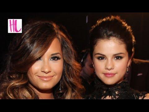 Demi Lovato Takes Selena Gomez To Rehab Clinic