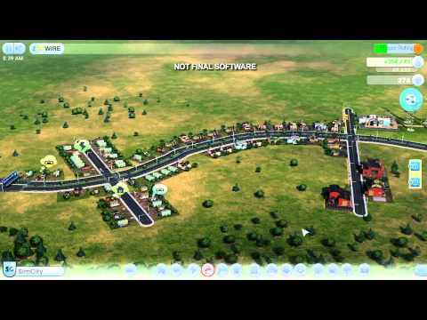 SimCity - Pop-Up Strategy Gameplay Trailer