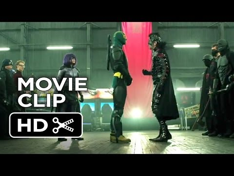 Kick Ass 2 Movie CLIP - Eisenhower Gets it Started (2013) - Chloë Moretz Movie HD