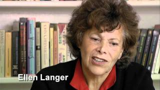Ellen Langer - The Great Lesson Movie Promo - YouTube