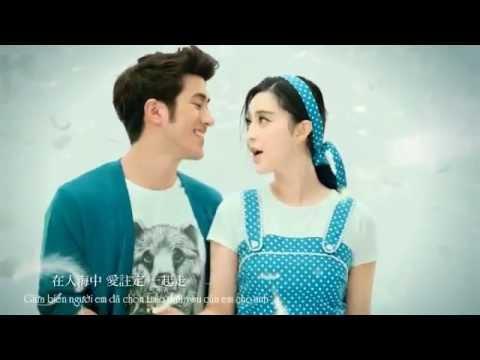 [VIETSUB MV] Đêm vui bất ngờ - Phạm Băng Băng & Lý Trị Đình