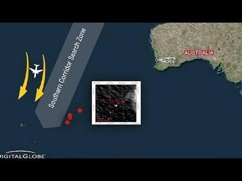 Australia spots new objects in Malaysia jet search